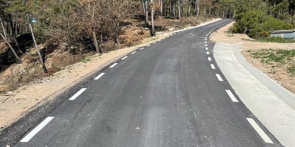 Projecte de condicionament dels camins rurals de Can Feliu i la Parella